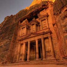 Petra Treasury Tours and Travel
